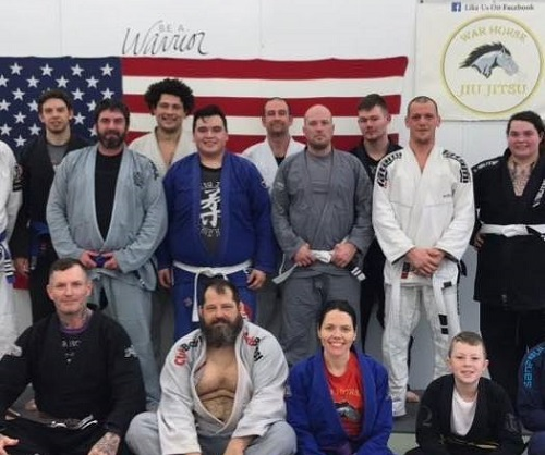 Warhorse Brazilian Jitsu & Wenona Fitness Center