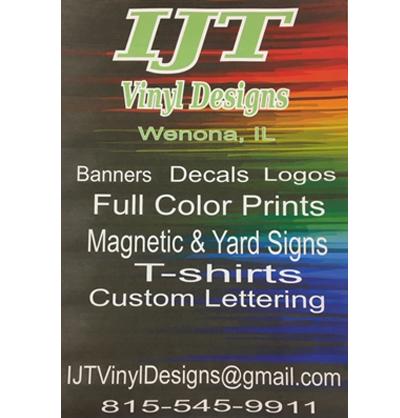 IJT Vinyl Designs