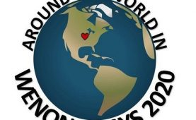 Around the World In Wenona Days!
