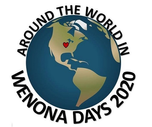 Around the World In Wenona Days!