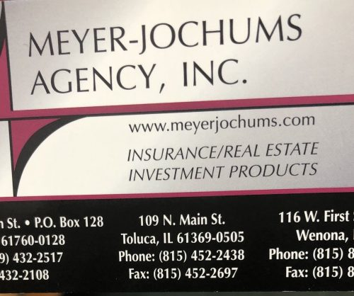 Meyer-Jochums Agency, Inc.