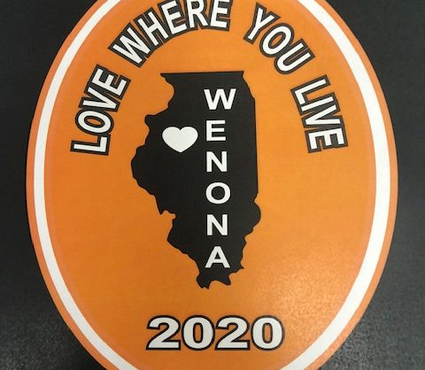 "Wenona Days 2020 ""Love where you Live"""